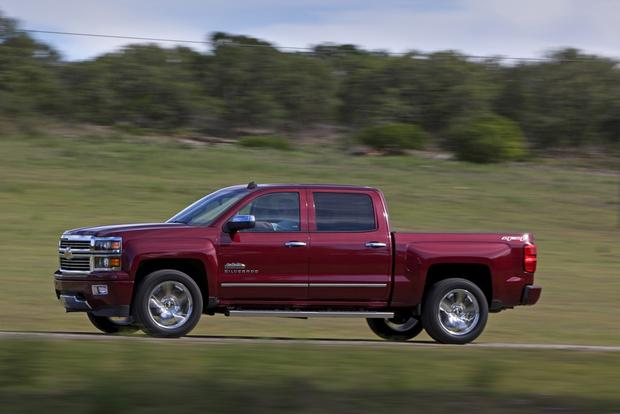 2014 Chevrolet Silverado Adds High Country Trim Level featured image large thumb0