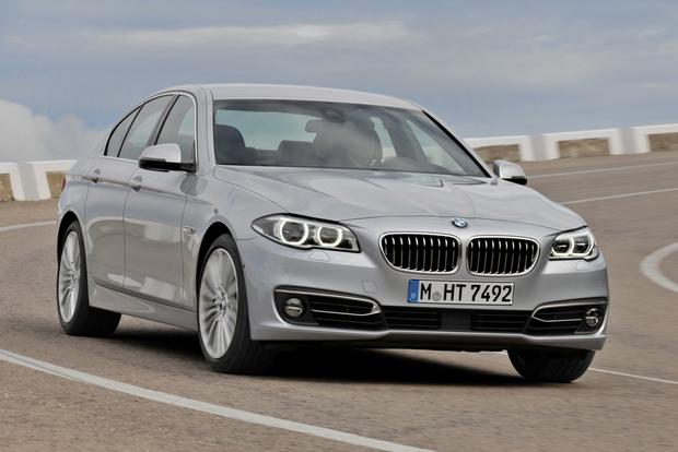 2014 BMW 5-Series Updated, Adds Diesel Model featured image large thumb0