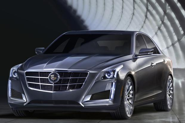 Redesigned 2014 Cadillac CTS Offers More Passenger Space featured image large thumb0