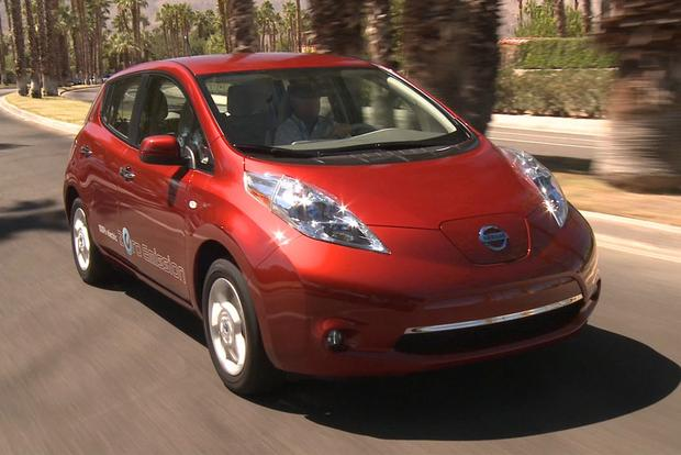 Nissan Leaf Battery Replacement Plan Introduced Autotrader