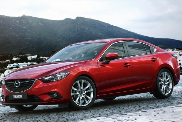 2014 Mazda6 Adds New Tech for 40 Miles per Gallon featured image large thumb0