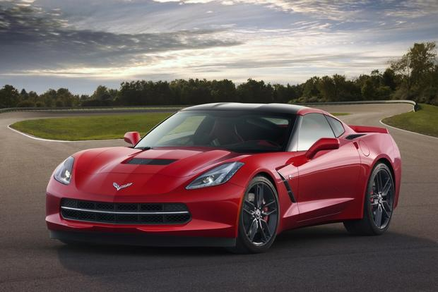 2014 Chevrolet Corvette Stingray Rated at 30 MPG featured image large thumb0
