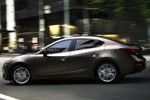 2014 Mazda3 Sedan Officially Unveiled featured image large thumb0