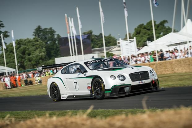 Bentley Continental GT3 Featured at Goodwood featured image large thumb0
