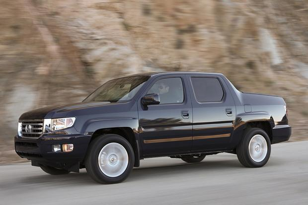 Honda Ridgeline to Take Two Years Off featured image large thumb0