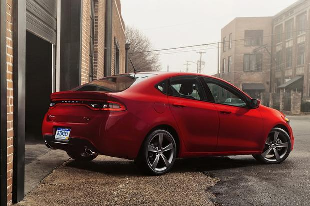 2013 Dodge Dart Adds GT Model with 2.4-liter Engine featured image large thumb0