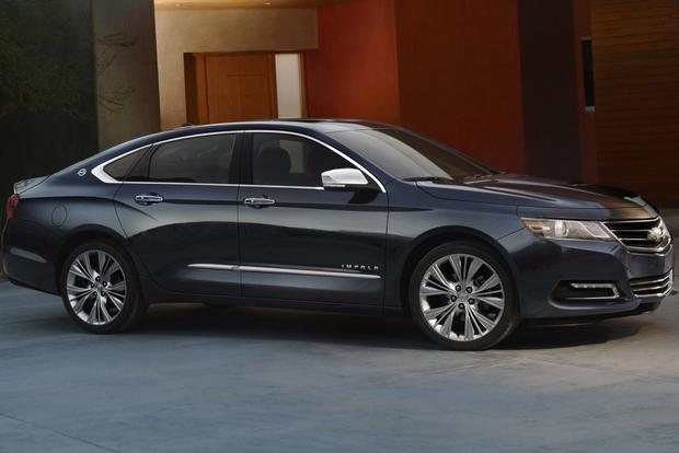 2014 Chevrolet Impala Earns 5-Star Safety Rating featured image large thumb0