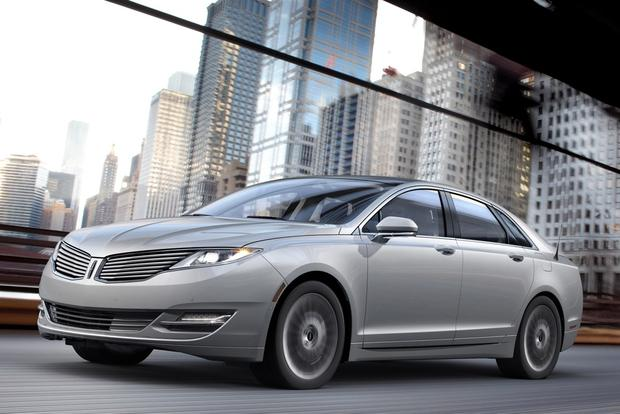 Lincoln MKZ Hybrid Proves More Popular Than Expected featured image large thumb0