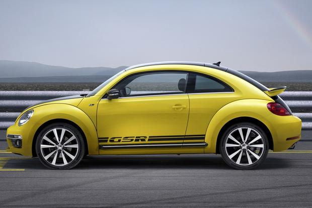 sporty volkswagen beetle gsr pricing announced autotrader