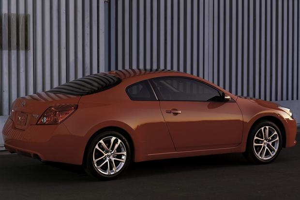 Nissan Altima Coupe Canceled Among Other Altima Changes