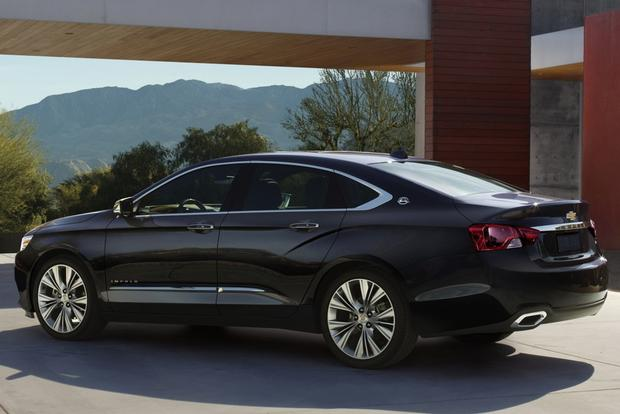 2014 Chevrolet Impala Skyrockets In Consumer Reports