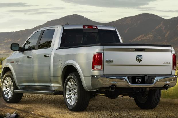 Ram 1500 Towing Capacity >> 2014 Ram 1500 Ecodiesel Towing Capacity Announced Autotrader