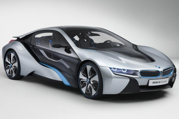 BMW i8 Details Announced Ahead of Debut featured image large thumb0