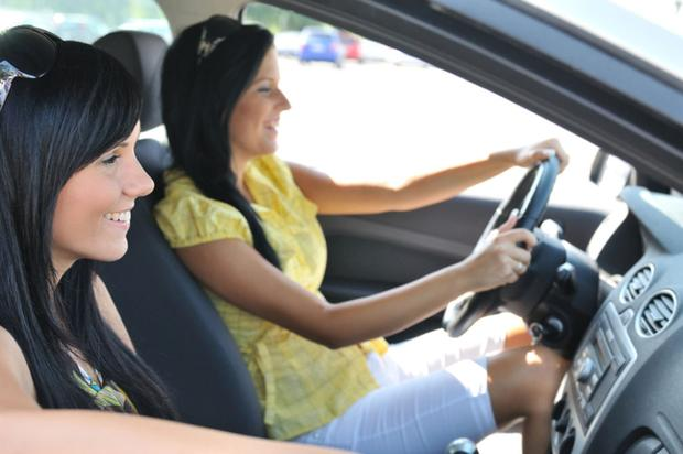 Women Shop Smarter With Test Drive Passengers Autotrader