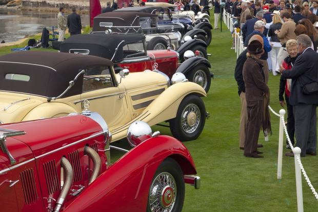 Pebble Beach Concours d'Elegance Includes Futuristic Concepts featured image large thumb0