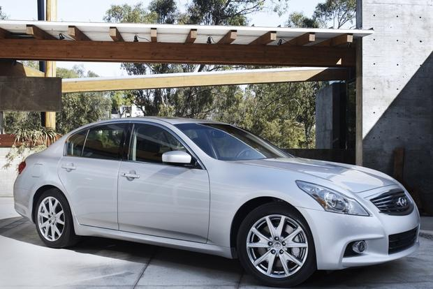 Infiniti G37 To Remain In Production After Q50 Debuts Autotrader