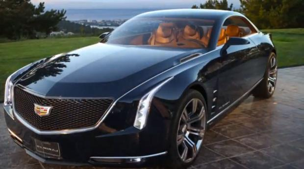 Pebble Beach Concours d'Elegance: Cadillac Elmiraj Concept - Video featured image large thumb1