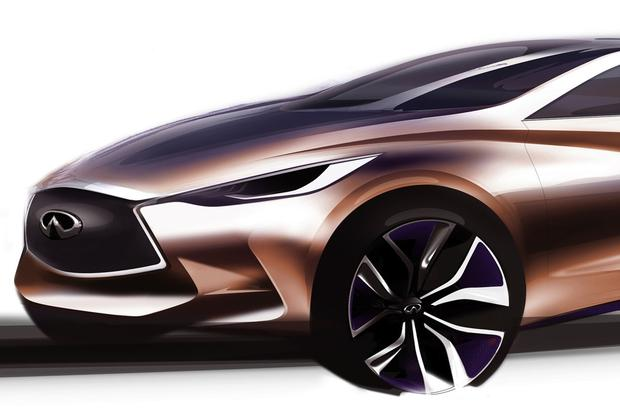 Infiniti Q30 Concept Previewed Ahead of Frankfurt Show featured image large thumb0