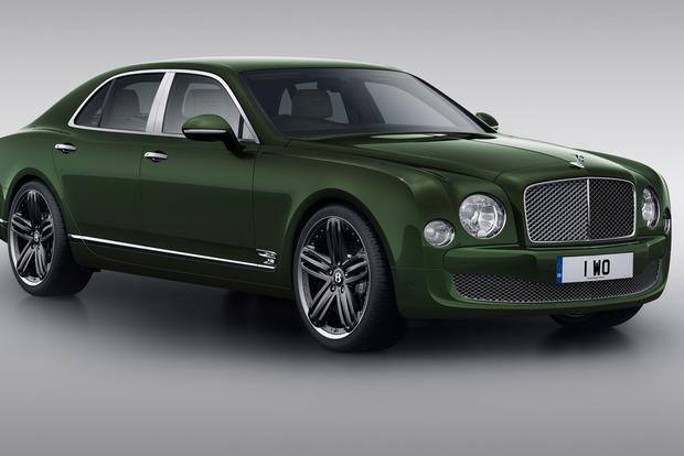 Bentley Mulsanne and Continental Adding New Le Mans Edition featured image large thumb0
