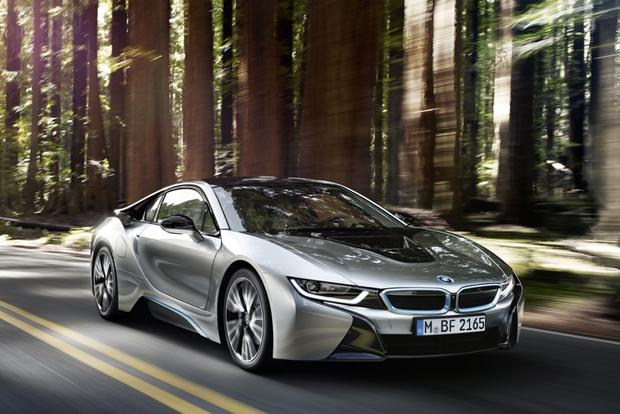 Bmw I8 Official Pricing Announced Autotrader