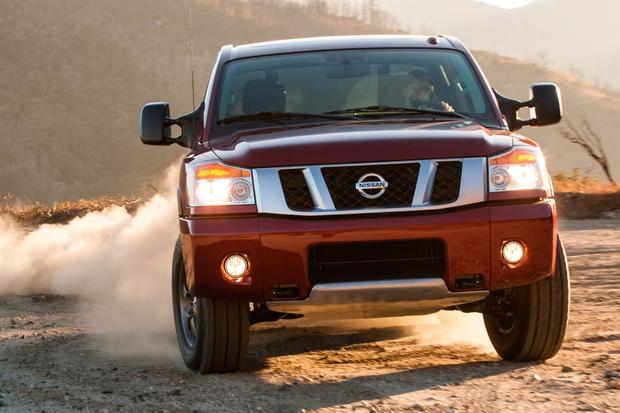 Next-Gen Nissan Titan Pickup to Offer Cummins Diesel featured image large thumb0