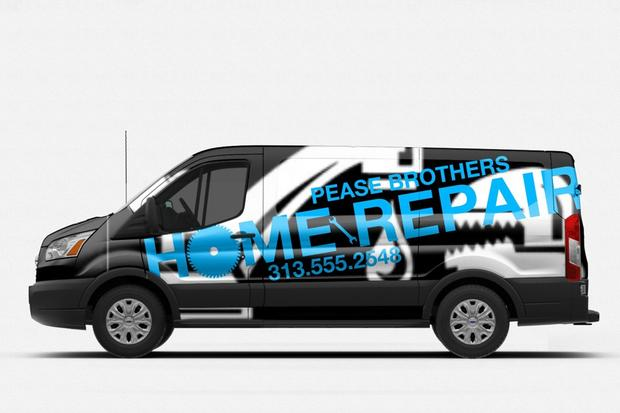 Ford Transit Wagon >> Ford Launches Updated Vehicle Wrap Design Tool - Autotrader
