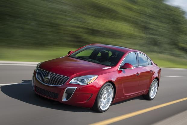 2014 Buick Regal Gets Standard Turbo Power and Available AWD featured image large thumb0