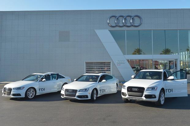 Drivers Attempt Fuel Economy Challenge in Diesel-Powered Audi TDIs featured image large thumb0