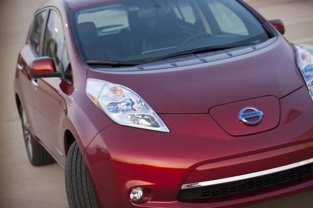 Nissan Leaf Joining Nissan Certified Pre-Owned Program featured image large thumb0