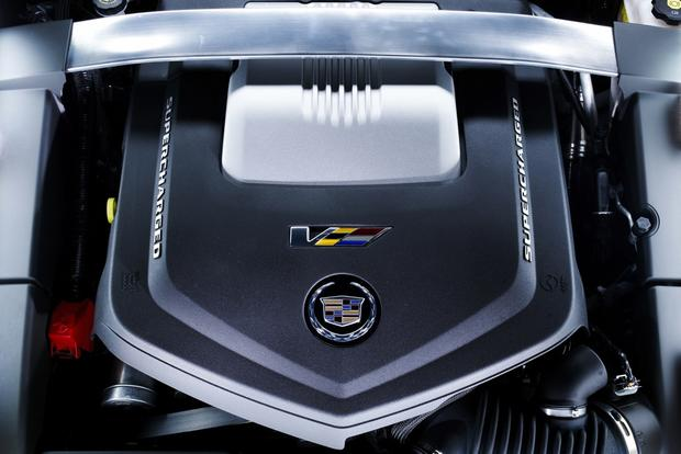 2014 Cadillac CTS Will Funnel Engine Note to Interior featured image large thumb0