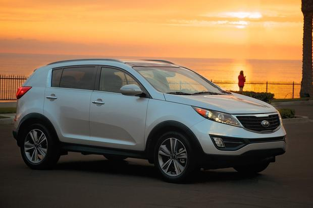 2014 Kia Sportage Updated With New Styling, Revised Engine featured image large thumb0