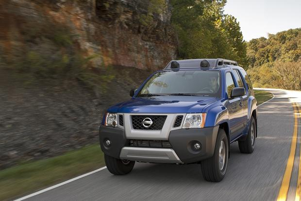 Nissan Xterra Could Be Canceled Soon featured image large thumb0
