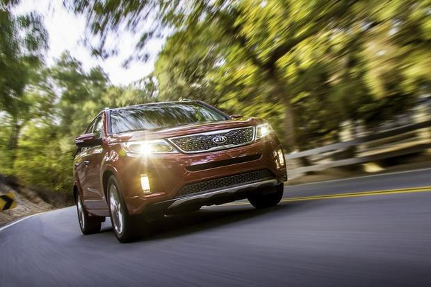 All-New 2014 Kia Sorento Gets Top 5-Star Safety Rating featured image large thumb0