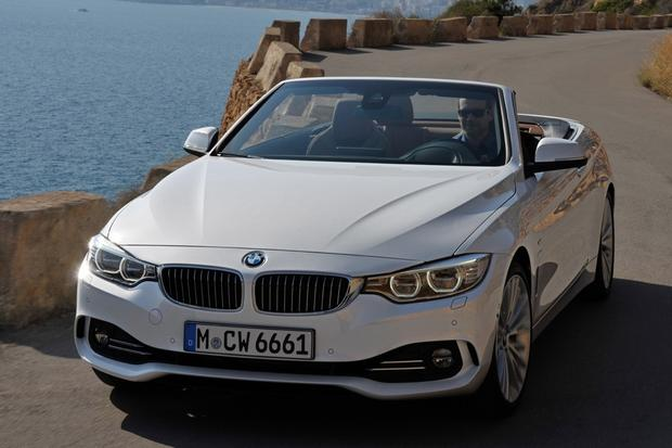 BMW 4 Series Revealed Ahead of LA Auto Show featured image large thumb0