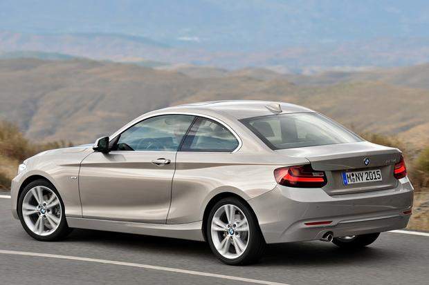 New BMW 2 Series Coupe Introduced featured image large thumb0