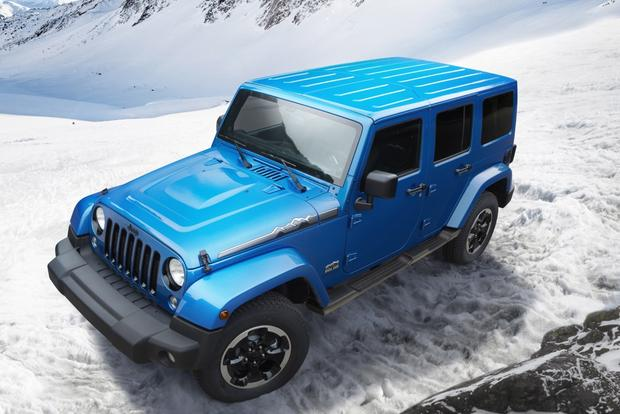 2014 Jeep Wrangler Polar Edition Introduced in U.S. featured image large thumb0