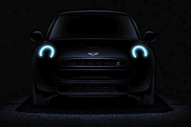 Next MINI Cooper Teased in New Photo featured image large thumb0