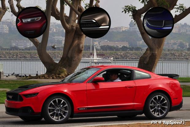 2015 Ford Mustang Renderings Look Very Realistic featured image large thumb0