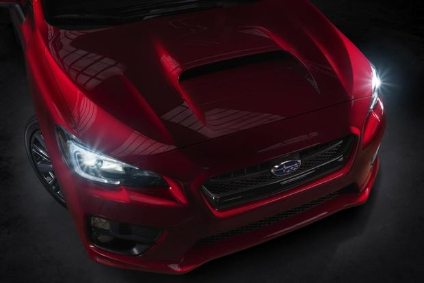 2015 Subaru Impreza WRX Teased Ahead of LA Debut featured image large thumb0
