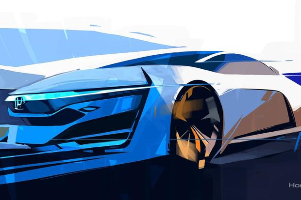 Honda FCEV Concept Heads to LA Auto Show featured image large thumb0