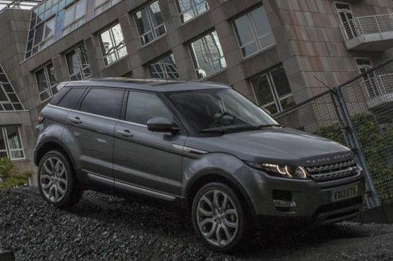 2014 Range Rover Evoque Returns 30 MPG Highway featured image large thumb0