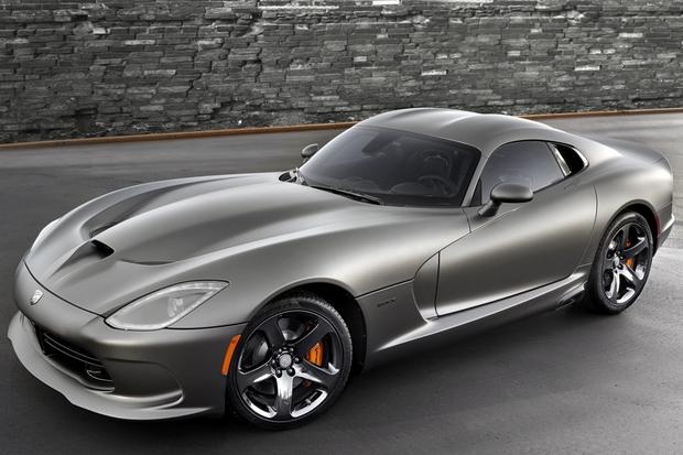 2014 SRT Viper Anodized Carbon Edition Wears Factory Matte Paint featured image large thumb0