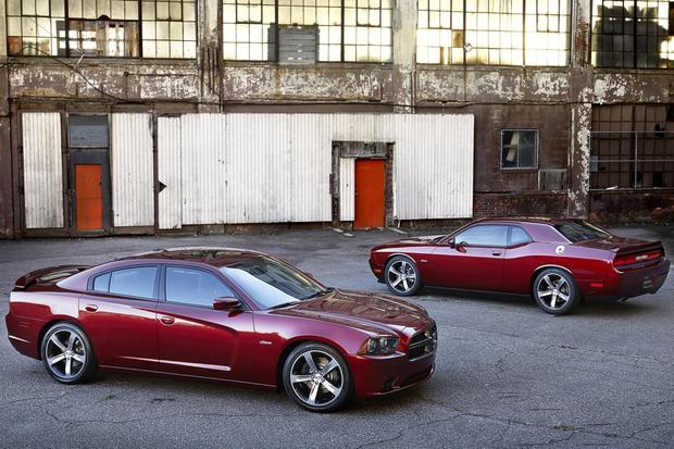 Dodge Charger and Challenger 100th Anniversary Editions Introduced featured image large thumb0
