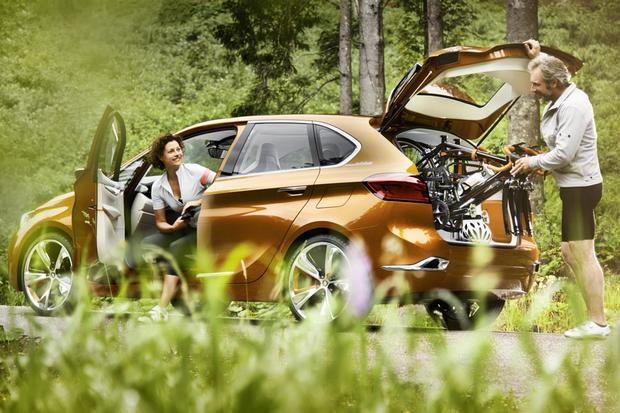 BMW Active Tourer Hatchback Coming to US Market featured image large thumb0
