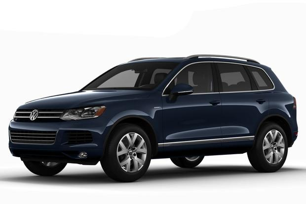 New 2014 Volkswagen Touareg X Marks SUV's 10th Anniversary featured image large thumb0
