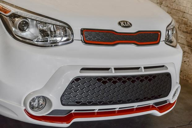 All-New 2014 Kia Soul Offered in Special Red Zone Edition ...
