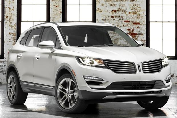 2015 Lincoln MKC Pricing Announced - Autotrader