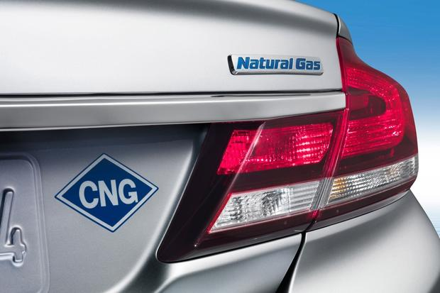 2014 Honda Civic Hybrid, Natural Gas on Sale in February featured image large thumb0