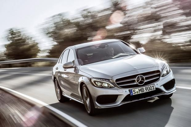 2015 Mercedes-Benz C-Class Officially Revealed featured image large thumb0