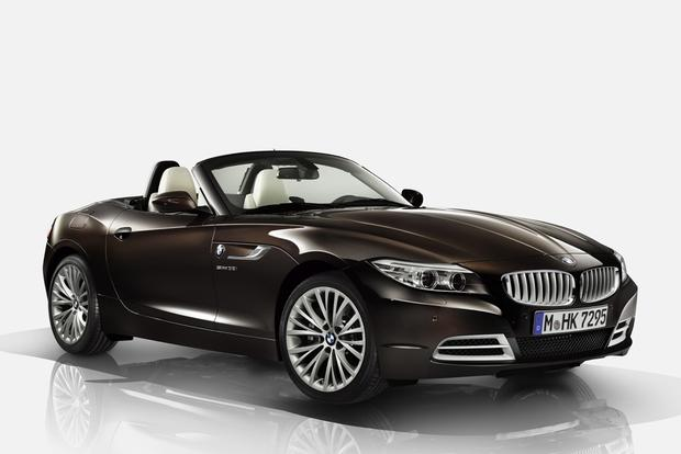 BMW Z4 Pure Fusion Design Revealed Ahead of Detroit Auto Show featured image large thumb0
